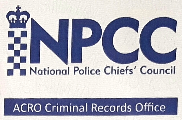 ACRO NPCC For Immigration Purposes
