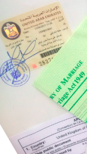 UAE-Legalisation